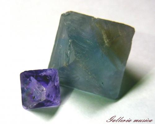 フローライト 結晶3