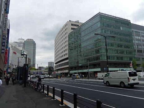 赤坂東急ホテル界隈