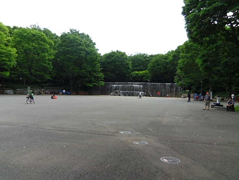 新宿中央公園