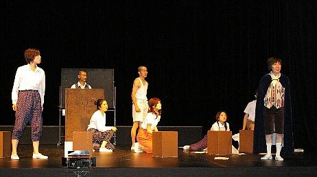 賢治先生舞台1