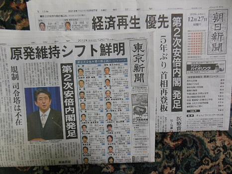 朝日VS東京