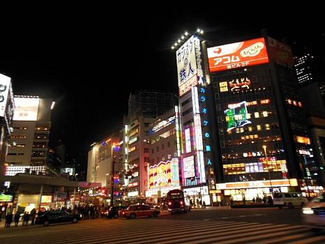 新宿1月末