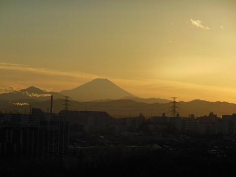 富士の冬C