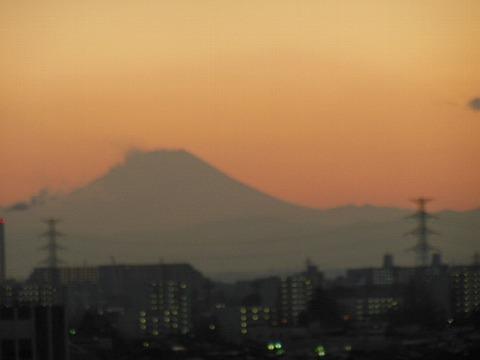 霞富士拡大