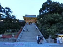 鶴岡八幡宮ー2