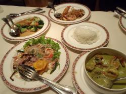 タイ料理@マニラ