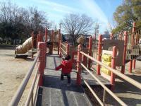 近所の公園♪