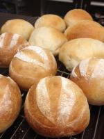 焼き立てパン♪