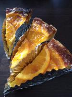 オレンジのタルト2