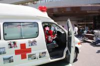 救急車の運転手
