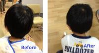 before&after後ろ