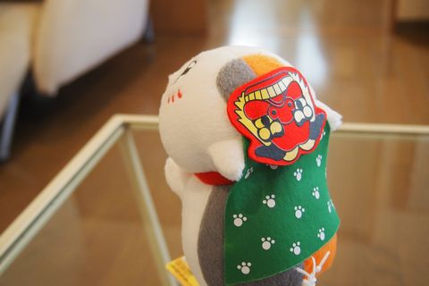 にゃんこ先生 UFOキャッチャー (C)表参道・青山・原宿・外苑前・渋谷・都内・源保堂鍼灸院 肩こり・腰痛・生理痛・頭痛など