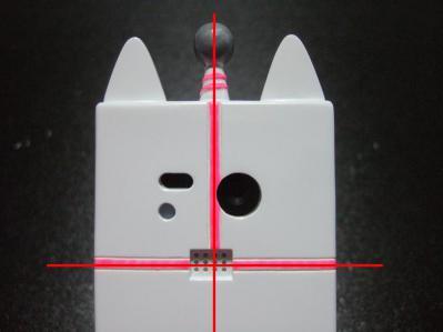 SH009-宇宙ネコ携帯ケース-21