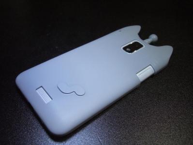 【017】au HTC ISW13HT-宇宙ネコ携帯ケース