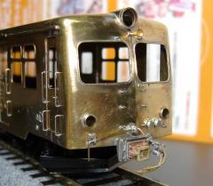 夕張鉄道キハ300-137