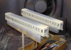 夕張鉄道キハ300-143