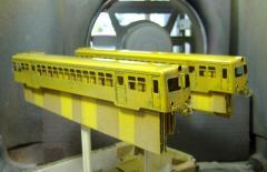 夕張鉄道キハ300-141