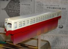 夕張鉄道キハ300-146