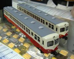夕張鉄道キハ300-151