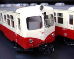 夕張鉄道キハ300-150