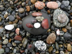 すてきな石浜
