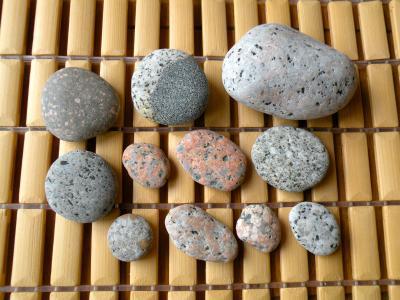 久之浜の石・花崗岩