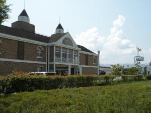 海貝ミュージアム外観