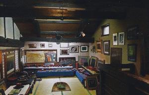 漆木舎ギャラリー1