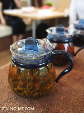 紅茶教室にて