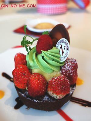 ラナチュールさんのケーキ