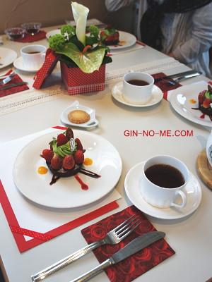 ラ・ナチュールさんにて紅茶教室 銀の芽紅茶店