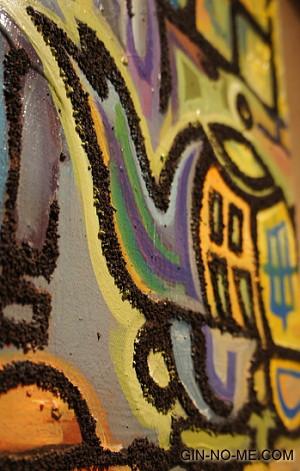 ルワンダ人アーティスト リチャードの作品