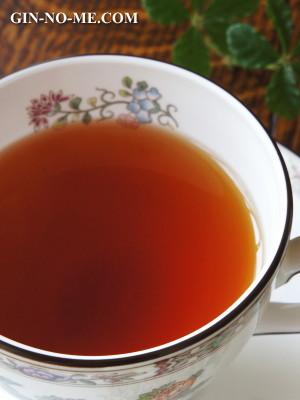 手作り紅茶 淹れてみたら・・・
