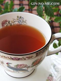 手作り紅茶 大事に飲みます!