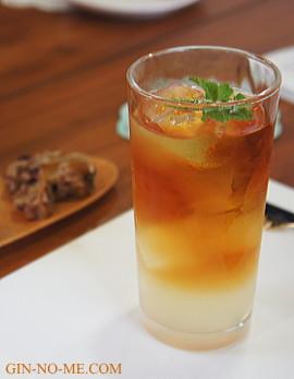 アイスセパレートティー グレープフルーツと紅茶
