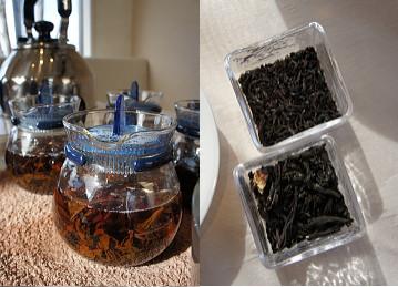 ロシアのお土産の紅茶