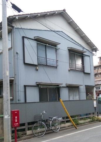 古アパート