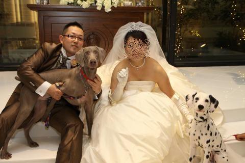 結婚式リハ