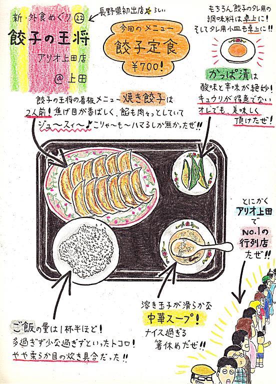 餃子の王将8