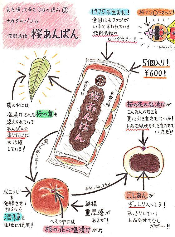 桜あんぱん5