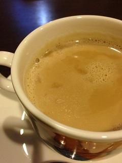 ぶらうんcafe カフェオレ