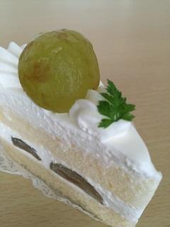 コンディトライ カッツェ ピオーネのケーキ