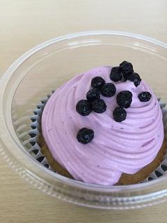 ミスタードーナツ NYカップケーキ ブルーベリー