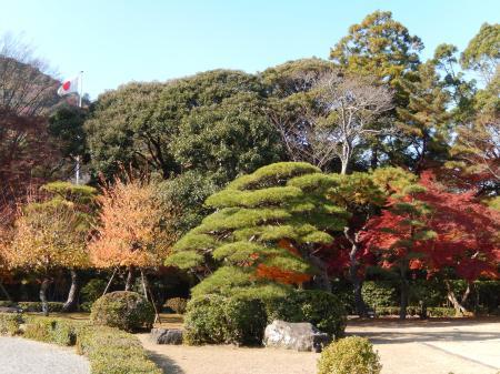 内宮 庭園