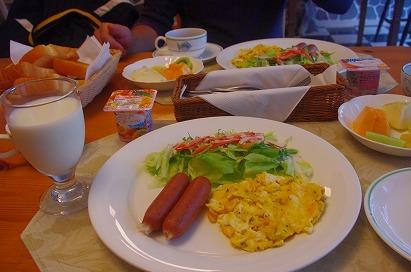 朝食13.11.10