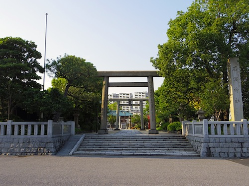 「石浜の経塚」