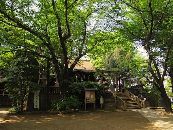 「諏訪神社」