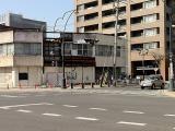 勝田駅前の建物
