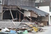 14日 北茨城市平潟港の津波被害3