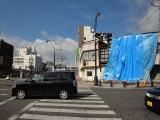 16日 勝田駅前